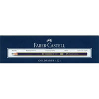 FABER-CASTELL GOLDFABER PENCILS 2B BOX 20