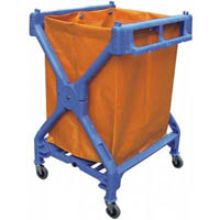 CLEANLINK SCISSOR TROLLEY
