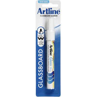 ARTLINE GLASS MARKER 2MM ASSORTED HANGSELL