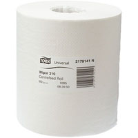 TORK M2 310 CENTERFEED PAPER TOWEL 1 PLY 200MM X 280M WHITE CARTON 4
