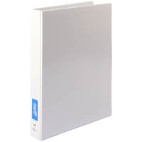 BANTEX INSERT RING BINDER 2D 38MM A3 WHITE
