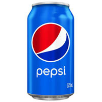 PEPSI CAN 375ML CARTON 24