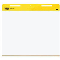 POST-IT 559 LS EASEL PAD LANDSCAPE 762 X 596MM WHITE PACK 2