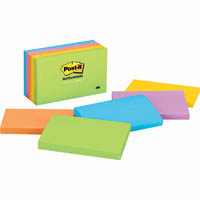 POST-IT 655-5UC NOTES 76 X 127MM JAIPUR PACK 5