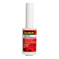 SCOTCH 8033 STRETCH WRAP ON HANDHELD DISPENSER 127MM X 220M