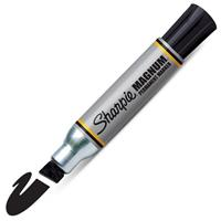 SHARPIE PRO MAGNUM PAINT MARKER CHISEL POINT 15MM BACK