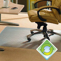 FLOORTEX ECOTEX CHAIRMAT 1200 X 1500MM