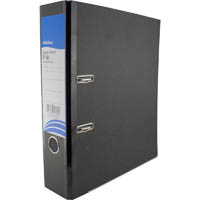 INITIATIVE LEVER ARCH FILE BOARD A4 BLACK