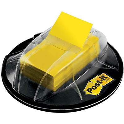 Image for POST-IT 680-HVYW FLAGS VALUE PACK DESK DISPENSER 200 FLAGS YELLOW from Axsel Office National