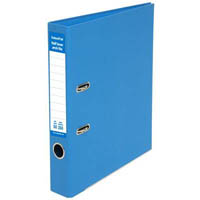 COLOURHIDE HALF LEVER ARCH FILE A4 BLUE