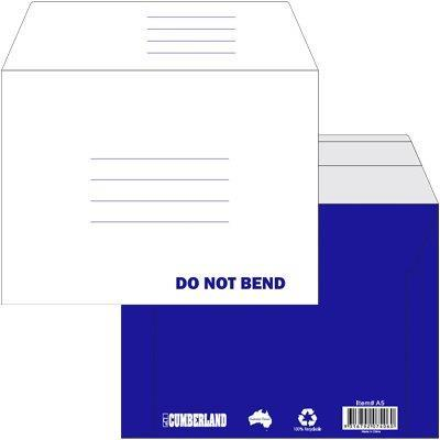 Image for CARDBOARD ENVELOPES STRIP SEAL 300GSM A5 PACK 25 from Axsel Office National