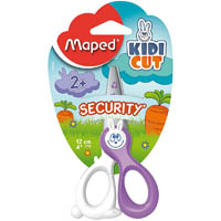 MAPED KIDICUT SAFETY SCISSORS 120MM