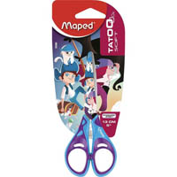 MAPED SCISSORS TATOO ASSORTED 130MM
