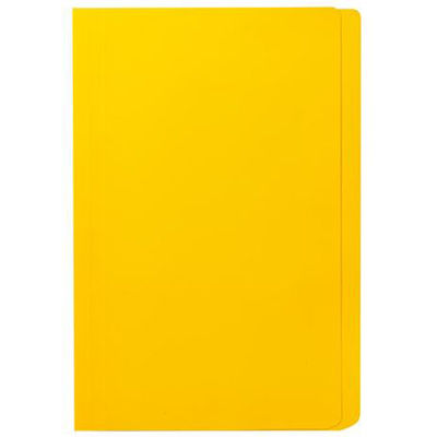 Image for MARBIG MANILLA FOLDER FOOLSCAP YELLOW BOX 100 from Mackay Business Machines (MBM)