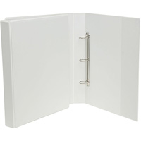 MARBIG INSERT RING BINDER 3D 32MM A3 WHITE