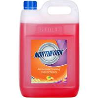 NORTHFORK FOAMING HAND WASH ORANGE ANTIBACTERIAL 5L