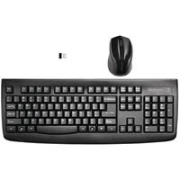 KENSINGTON PRO FIT KEYBOARD AND MOUSE SET WIRELESS BLACK