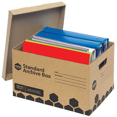 Image for MARBIG ENVIRO ARCHIVE BOX CARTON 20 from Axsel Office National