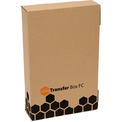 Image for MARBIG ENVIRO TRANSFER BOX FOOLSCAP from Axsel Office National
