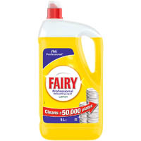 FAIRY PROFESSIONAL DISHWASHING LIQUID 5 LITRE