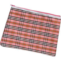 MARBIG GIANT TARTAN PENCIL CASE 375 X 264MM
