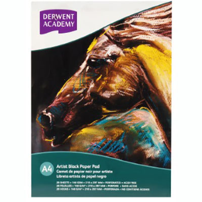 Image for DERWENT ACADEMY DRAWING PAD PORTRAIT 20 SHEETS A4 from Axsel Office National