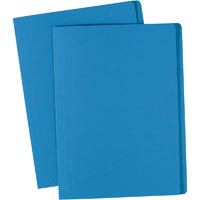 AVERY 81522 MANILLA FOLDER FOOLSCAP BLUE BOX 100
