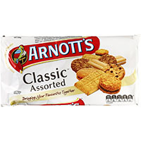 ARNOTTS CLASSIC ASSORTED BISCUITS 500GM