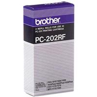 BROTHER PC-202RF FAX REFILL ROLL PACK 2
