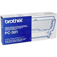 BROTHER PC-301 FAX CARTRIDGE AND ROLL