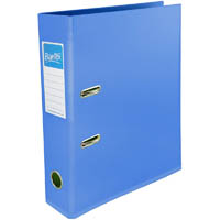 BANTEX FRUIT LEVER ARCH FILE 70MM A4 BLUEBERRY
