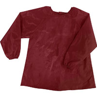 COLORIFIC ART SMOCK RED