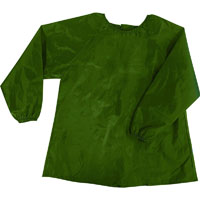 COLORIFIC ART SMOCK GREEN