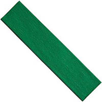 COLOURFUL DAYS CREPE PAPER 2400 X 500MM EMERALD GREEN