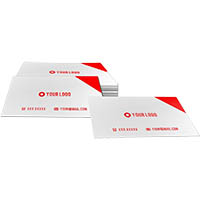 CUSTOM PRINT BUSINESS CARDS 310GSM OR 350GSM GLOSS OR MATT/SATIN CELLOGLAZED SINGLE SIDE FULL COLOUR PRINT ONE SIDE
