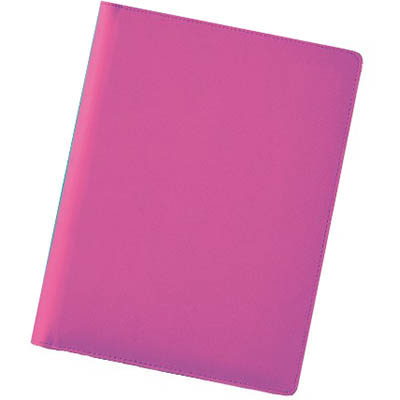 Image for DEBDEN COMPENDIUM A4 PU FASHION PINK from Axsel Office National