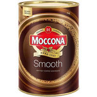 MOCCONA SMOOTH INSTANT COFFEE 1KG CAN