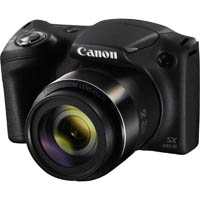 CANON SX430IS POWERSHOT IS DIGITAL CAMERA BLACK