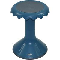 SYLEX BLOOM STOOL 520MM HIGH BLUE