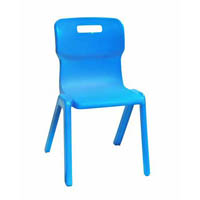 SYLEX TITAN CHAIR 430MM BLUE