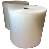SEALED AIR AIRLITE BUBBLE WRAP 400MM PERFORATED ROLL 700MM X 100M CLEAR