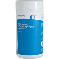 INITIATIVE MULTI SURFACE CLEANING WIPES TUB 50