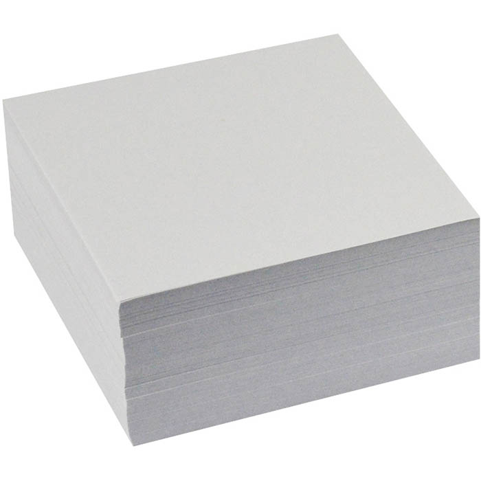 Image for ITALPLAST PLAIN PAPER REFILL FOR MEMO CUBE 500 SHEETS from Axsel Office National