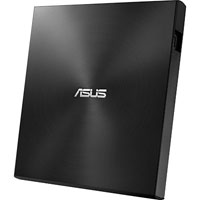 ASUS ZENDRIVE U7M ULTRA SLIM EXTERNAL DVD WRITER BLACK