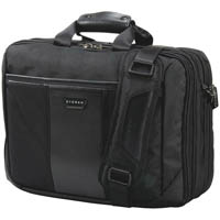 EVERKI VERSA CHECKPOINT FRIENDLY BRIEFCASE 17.3 INCH BLACK