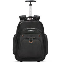 EVERKI ATLAS WHEELED LAPTOP BACKPACK 17.3 INCH BLACK