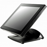 POSIFLEX TM-3115 LCD POS TOUCH SCREEN MONITOR 15 INCH