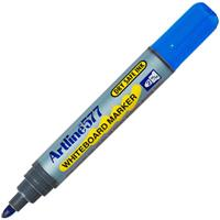 ARTLINE 577 WHITEBOARD MARKER 3MM BULLET BLUE