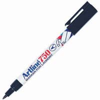 ARTLINE 750 LAUNDRY MARKER 0.7MM BULLET BLACK