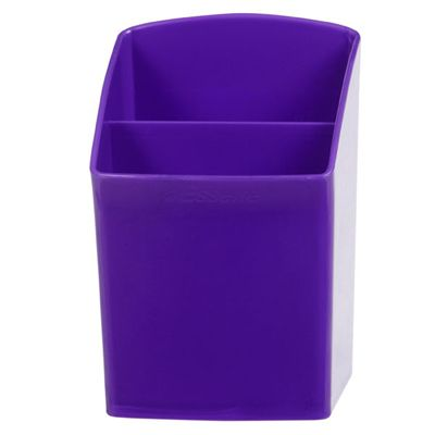 Image for ESSELTE KALIDE PENCIL CUP PURPLE from Mackay Business Machines (MBM)